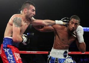 Martirosyan vs Andrade