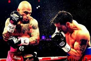 Cotto vs Martinez