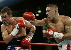 De La Hoya vs Vargas