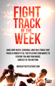 Fight Track of the Week