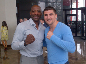 Johnny Nelson-Marco Huck