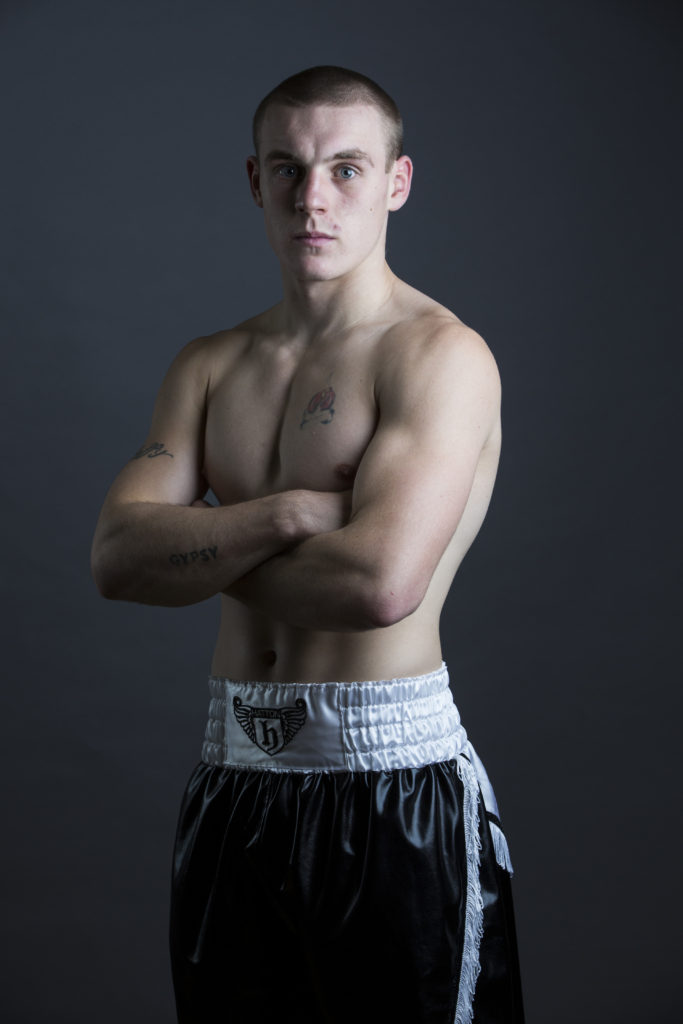 Hatton Boxers Photoshoot Picture by Mark Robinson. 23rd September 2015 Sam Taffy Evans
